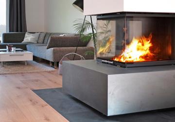 Slate - Fireplace